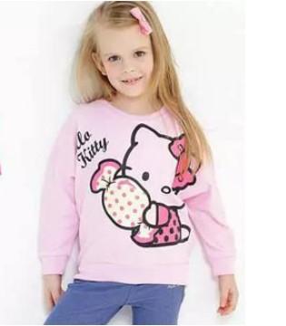 IP这么好的Hello Kitty童装为什么就做不好