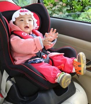 怎样正确的安装儿童汽车安全座椅呢