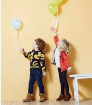 水孩儿童装 黑龙江绥化中央商城周年店庆特惠活动温暖开启