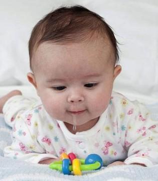 宝宝爱流口水怎么办 护理小窍门让妈妈不发愁
