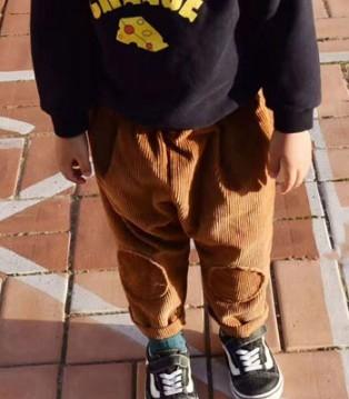 你给孩子准备保暖裤了吗 小嗨皮这里有时尚保暖裤哦