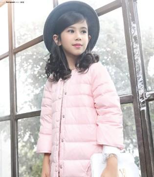 Lily-BaLou莉莉日记羽绒服 让孩子绽放出特有的自然活力
