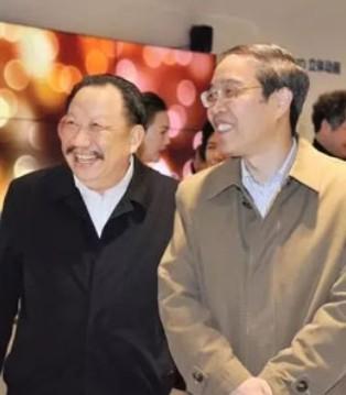 杭州市政协主席潘家玮一行考察中南卡通