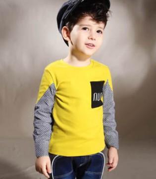 衣童盟童装品牌 予以孩子舒适的着装体验
