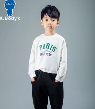 K.Body℃宝贝衣舍简约单品 让你家宝贝穿出不同的时尚风景