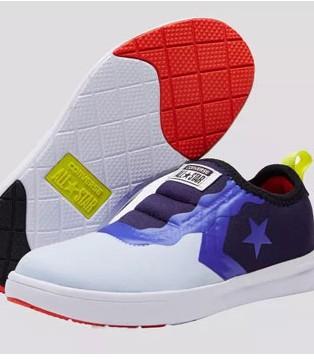ROOKIE:STAR PLAYER童鞋 舒适革命 当一脚蹬碰上空气棉