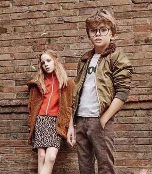 这个秋冬 跟着E-DONE伊顿风尚来看童装的风向指标