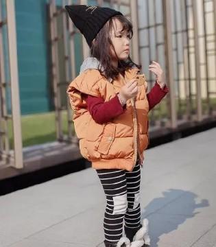 时尚萌童的穿搭指南 要保暖还要有型