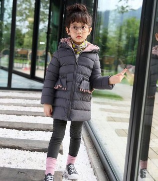 棉花驿站2017秋冬新品 让孩子在冬季也能轻松玩耍
