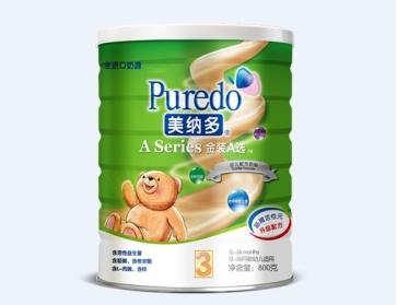 二胎政策助推奶粉市场规模激增 美纳多奶粉成