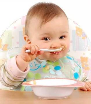 汉培仕:宝宝添加辅食要大智慧 麻麻们有吗