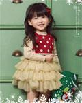 欧恰恰给孩子一段美好的圣诞回忆 一辈子的那种