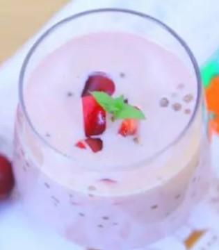 樱桃怎么做辅食 健脑益智的美味樱桃辅食食谱