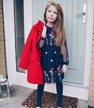 小不点也有大时尚 12月潮娃instagram型范街拍