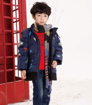 寒冷的冬季 班吉鹿品牌童装教你如何时尚御寒