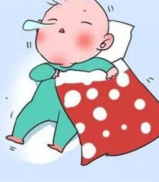 冬天晚上给宝宝盖被子 宝妈千万别犯错