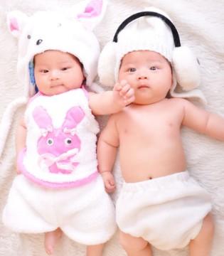 如何护理双胞胎宝宝 三种方法轻松区分双胞胎