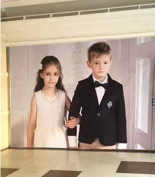佳润广场伊顿风尚童装店盛大开业 对不起 E-DONE来晚了