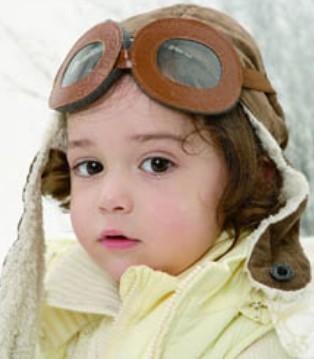 路西米儿:冬季宝宝室外着装关键 你穿对了吗