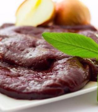 孕期补血不可以靠吃猪肝 因为多吃有害无益