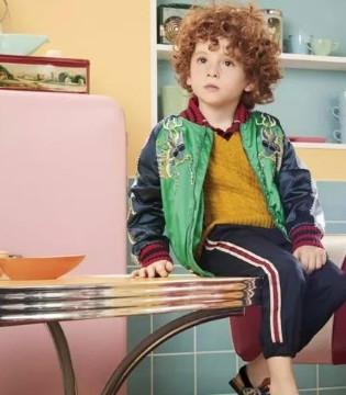 增速超过成人装 令人意想不到的儿童奢侈服装市场