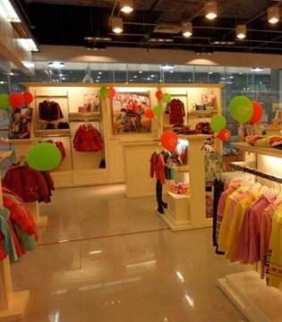 资本角逐童装市场 本土品牌发展迎新契机