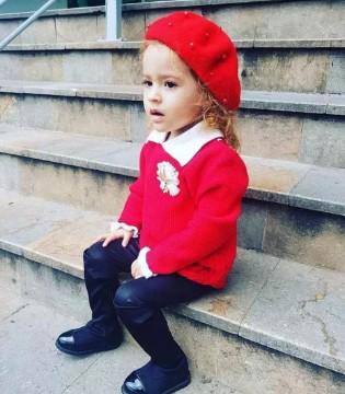 冬季就要红红火火 这些红色的潮娃单品你都有吗