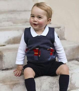 圣诞愿望季 天哪 乔治小王子的圣诞愿望竟然是这个