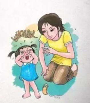 """为什么你的孩子没""""教养"""" 一组漫画惊醒所有父母"""