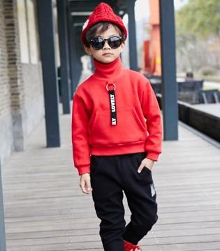 小资范品牌童装 紧跟时尚潮流内搭先从一件卫衣开始吧