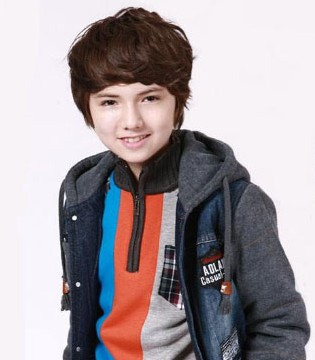 伊顿风尚保暖棉服搭配 六岁的男孩可以怎么穿