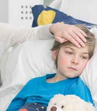 孩子开启生病模式 可能是你做错了这几件事