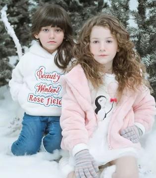 以纯童装毛毛衣系列 不二选择 纯粹的温暖体验