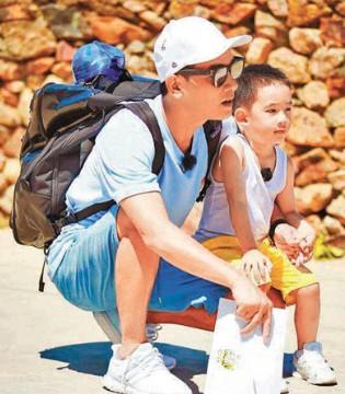 《爸爸去哪儿》的明星育儿经 看看明星们是怎么教育孩子的