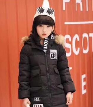伟尼熊时尚童装羽绒服 给孩子们圣诞前的惊喜