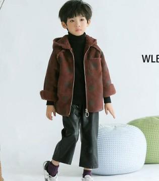 童衣汇羊羔绒外套的帅气 只有穿过才知道