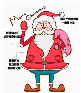 堡狮龙 今年圣诞节 有份礼物想送给你 请签收