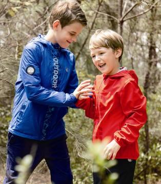 CAMKIDS垦牧时尚户外童装 孩子多运动受益无穷