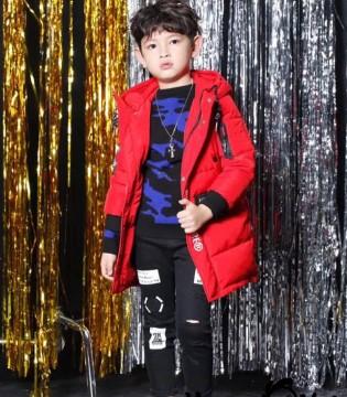 小嗨皮品牌羽绒系列 让宝贝尽显独属于他的潮气
