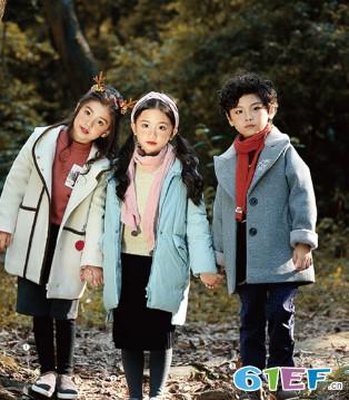 Demengsite时尚童装 孩子都是惠泽万物的善良小天使