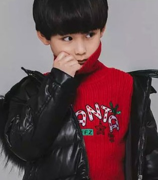 【冬至】因否童装一件in小孩都想要的有趣温暖内搭