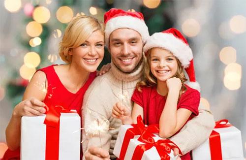 """平""""安""""圣诞 向""""礼""""开炮――您的礼物安宝乐包了"""