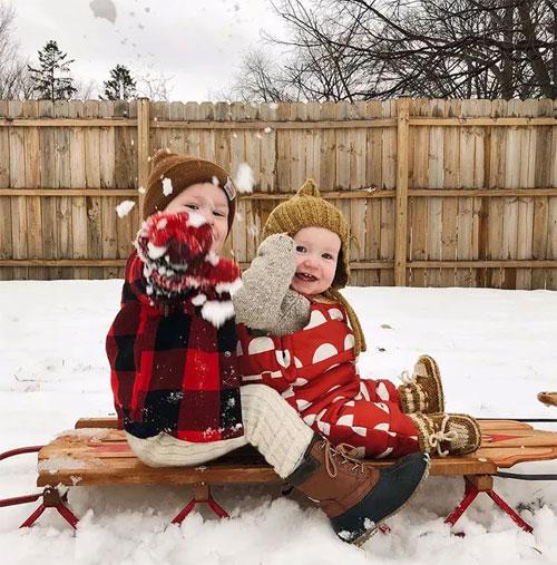 伊顿风尚童装 是小达人必备的圣诞单品