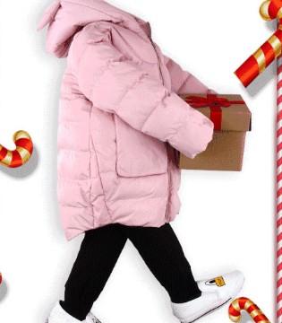 根本停不下来的潮童礼物季 这一波铅笔俱乐部送:羽绒服