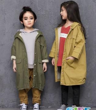 诺麦然时尚品牌童装 新生代宝宝就要时尚又健康