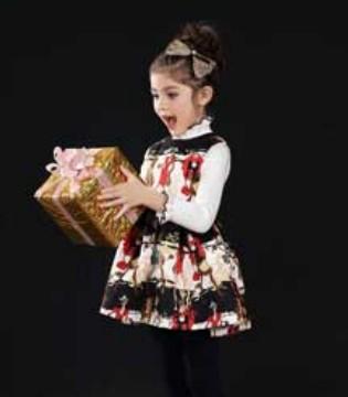 到童戈专卖店 让这个圣诞节过一个时尚的童年