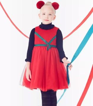 法纳贝儿童装新店开业 新年系列服饰