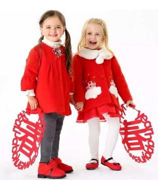Merry Christmas 火红圣诞与元旦的TOOYA图吖穿着