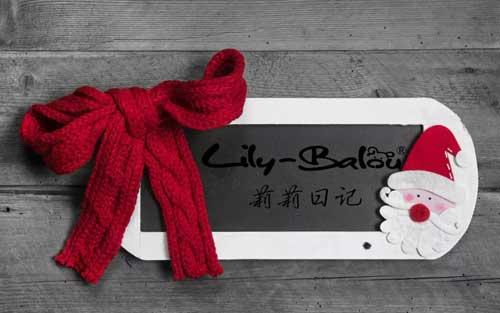 Merry Christmas Lily-BaLou莉莉日记送温暖