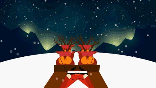 Merry Christmas POIPOILU给大家送圣诞礼物来啦